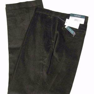 Ralph Lauren Corduroy Pants Olive 38 …